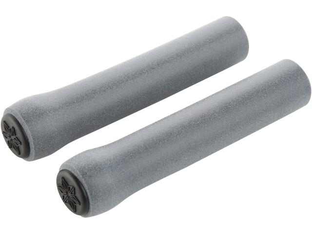 Supacaz Siliconez handvatten, grey